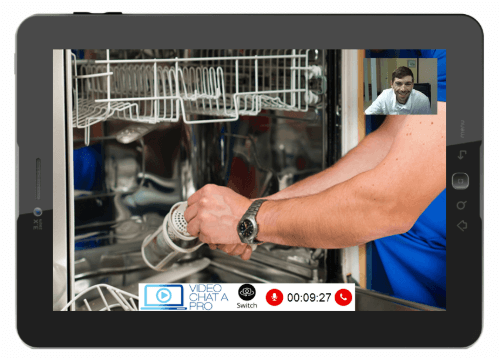Online platform to find local appliance repair